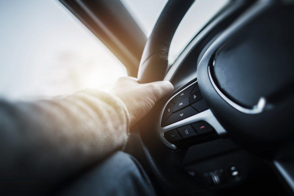 Safer car journey