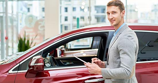 Car finance dealership partners