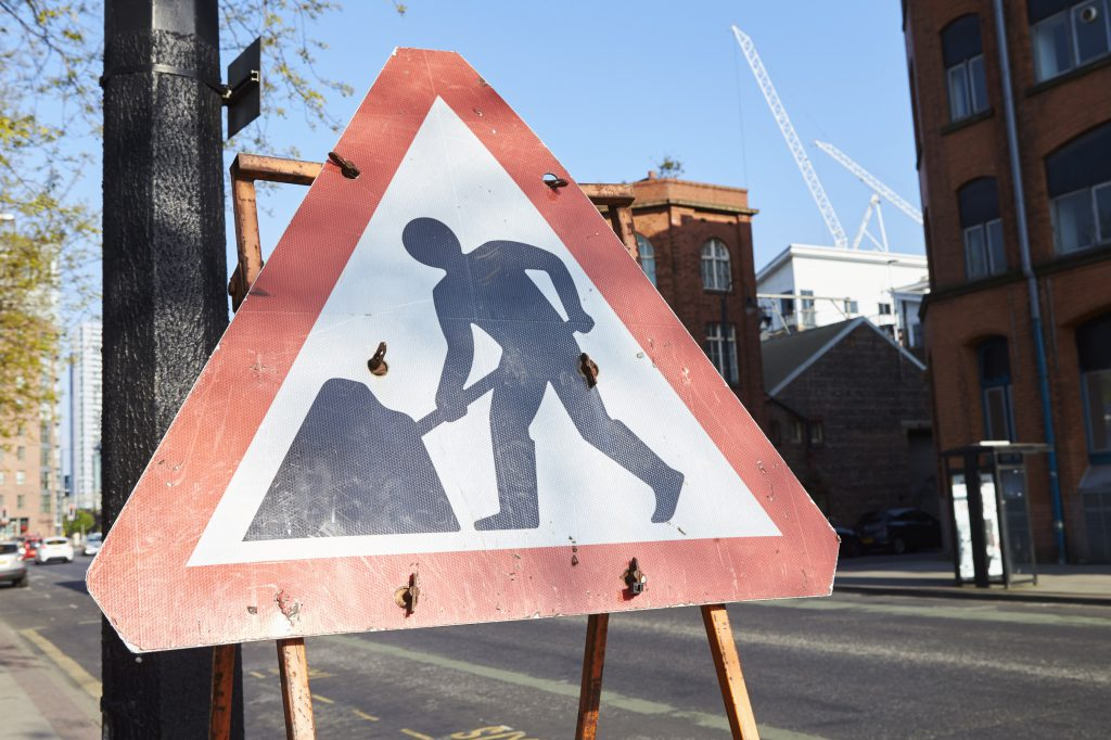 Speed limits on motorway road works set to increase